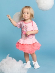 GFDT1109 платье для девочек
