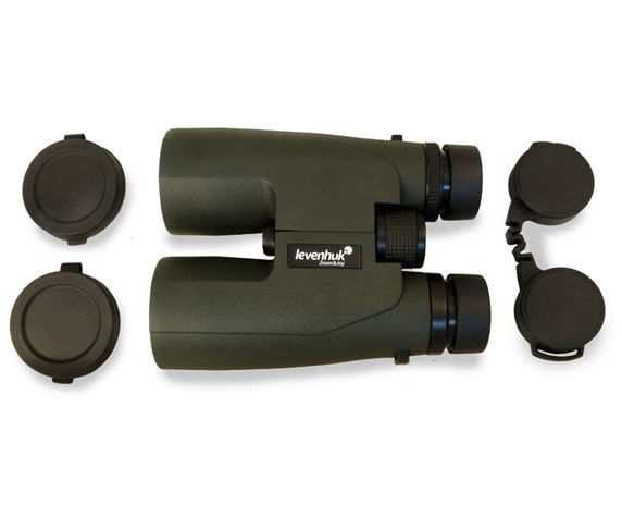 Крышки объективов и окуляров Levenhuk Karma Pro 12x 50