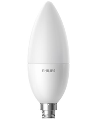 Умная лампочка-свеча Xiaomi Philips RuiChi Bulb E14