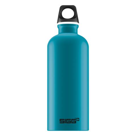 Бутылка Sigg Traveller Teal Touch (0,6 литра), голубая