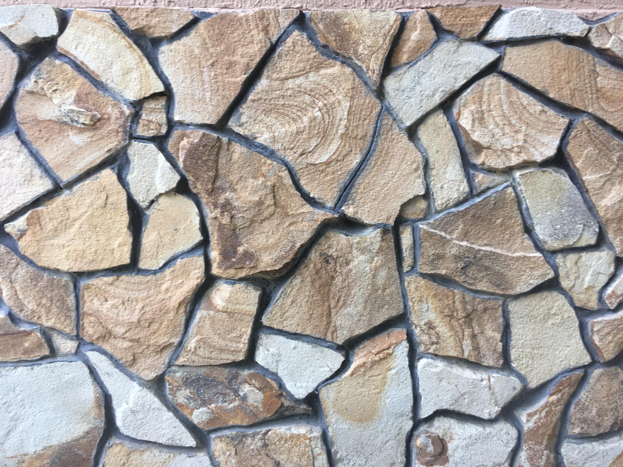 облицовка песчаником кантри