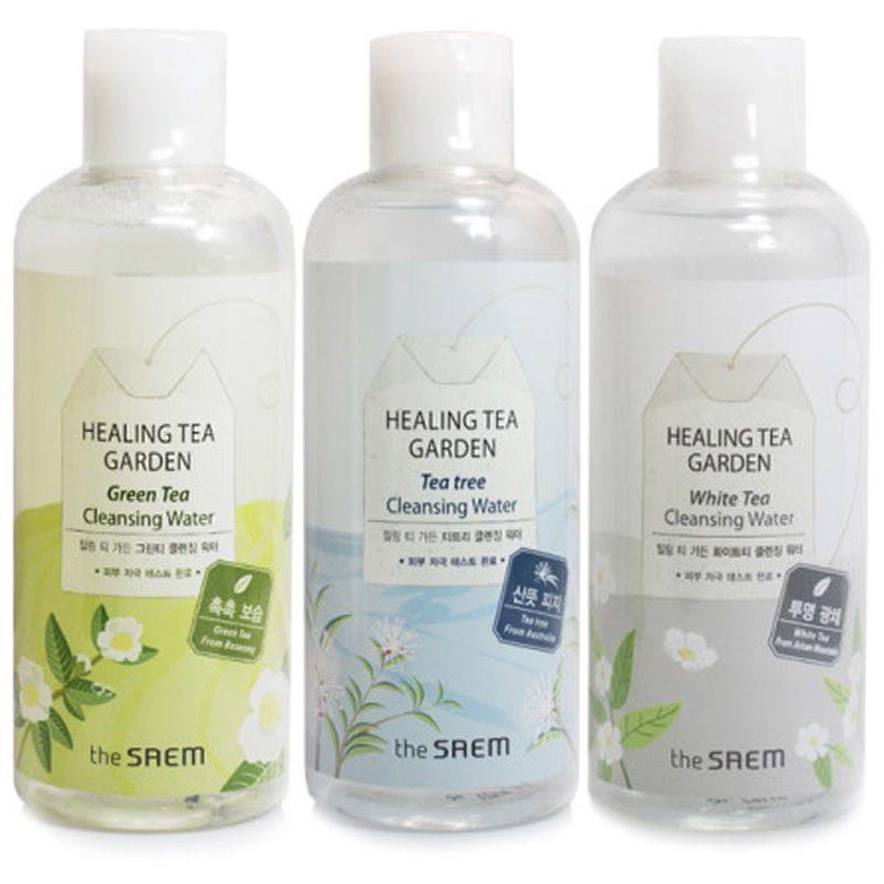 Вода очищающая увлажняющая с экстрактом белого чая Healing Tea Garden White Tea Cleansing Water