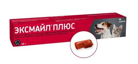 Эксмайл плюс 50 г. энзимная зубная паста