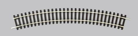 R2: Радиусный рельс - R422 мм/30°, A-Gleis