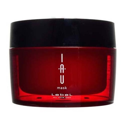 Lebel IAU Mask - Концентрированная аромамаска для интенсивного восстановления
