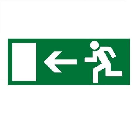 Знак-наклейка