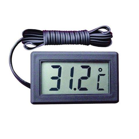 Электронный термометр с зондом длиной 1 м