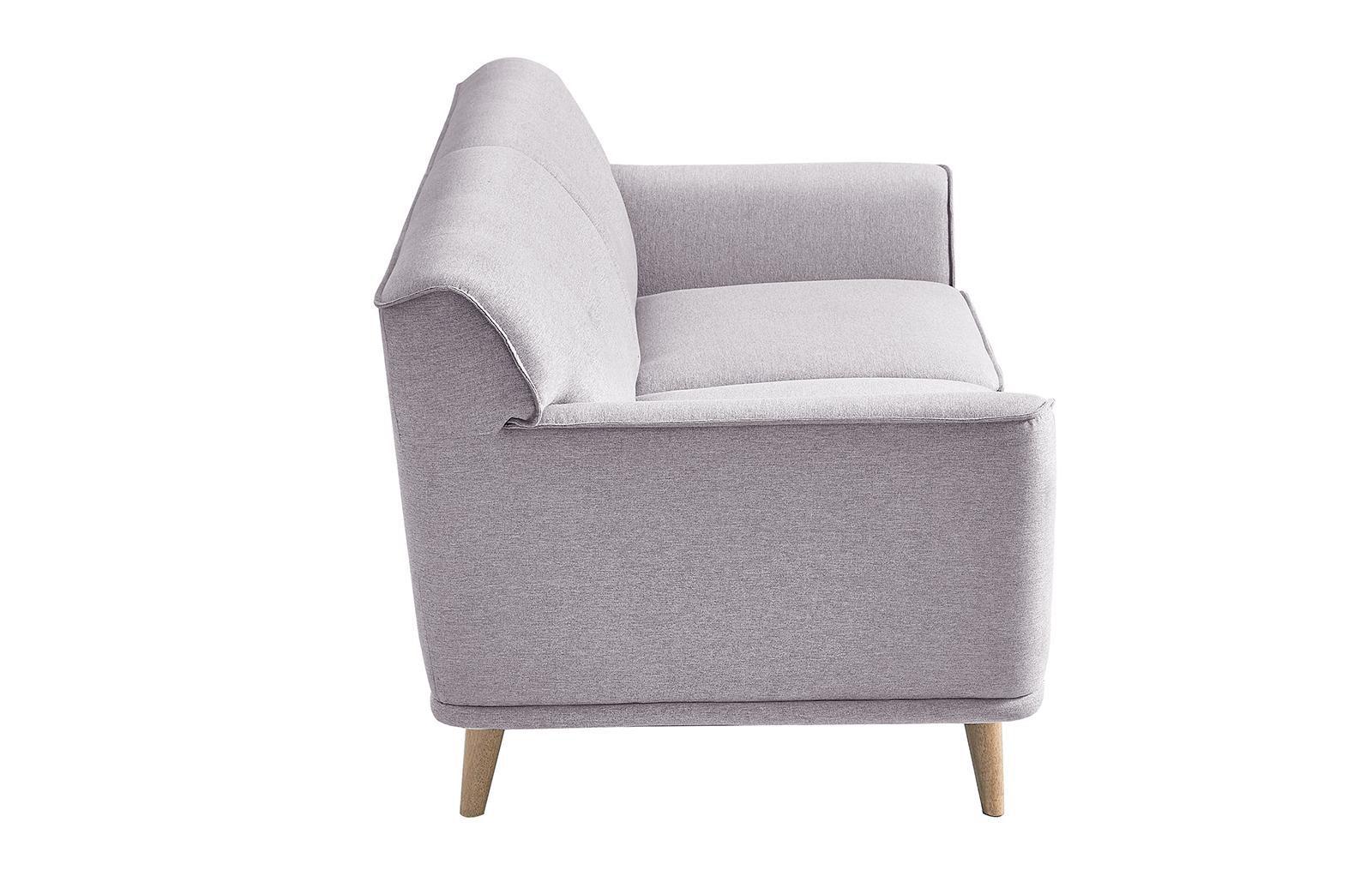 Диван Florena 5281 (2-х местный) серый (gray)