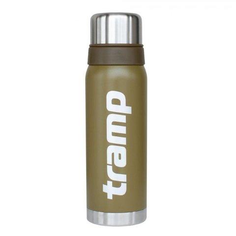 Термос 0,9 л. Tramp TRC-027 (оливковый)