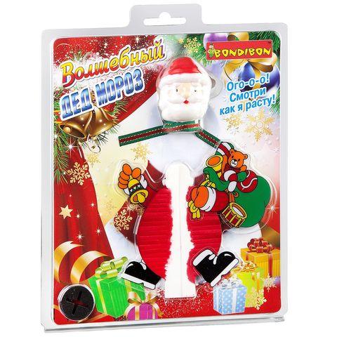 """""""Волшебный Дед Мороз"""" - набор для творчества BONDIBON"""