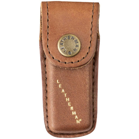 Чехол Leatherman Heritage Extra Small (832592) нат.кожа коричневый