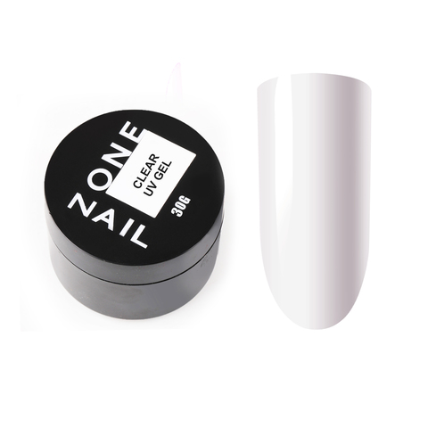 Гель прозрачный OneNail UV GEL Clear 30мл