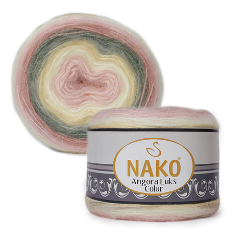 Angora Luks Color (Nako)