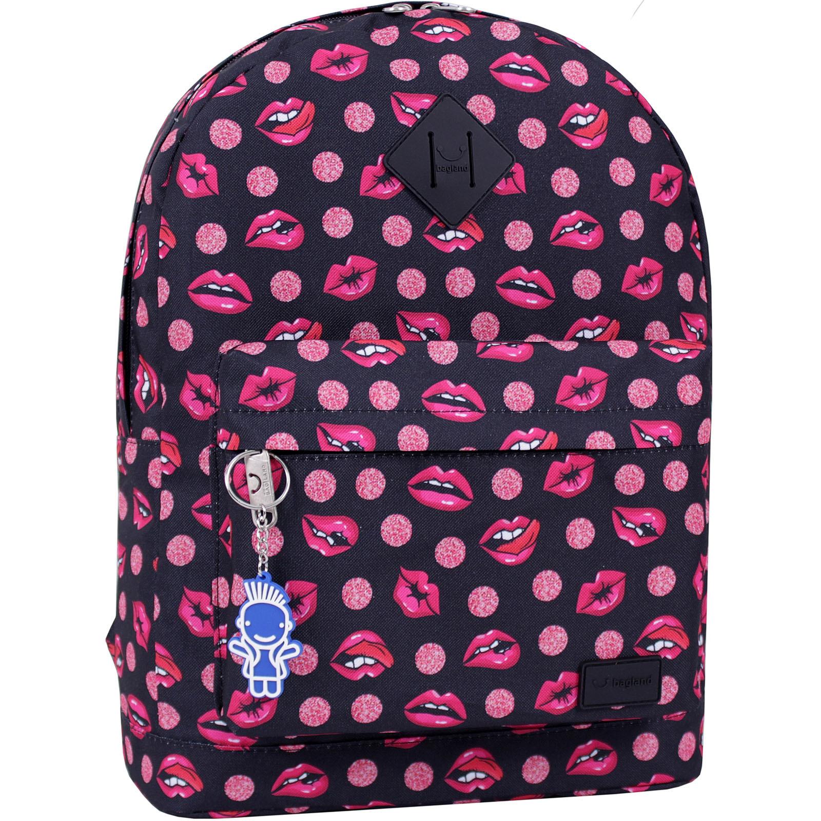 Городские рюкзаки Рюкзак Bagland Молодежный 17 л. сублимация 487 (00533664) IMG_9482_суб.487_.JPG
