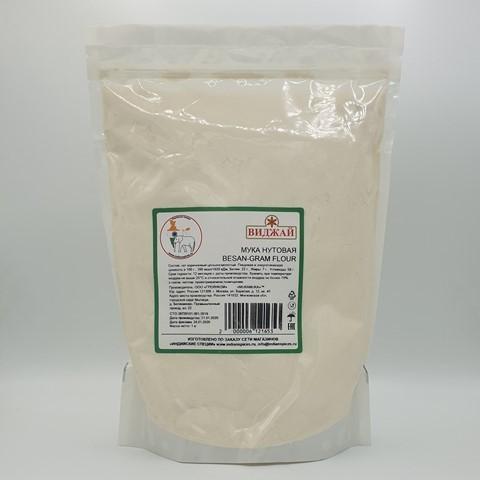 Мука нутовая BESAN - GRAM FLOUR, 1 кг