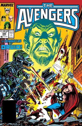 Avengers #295