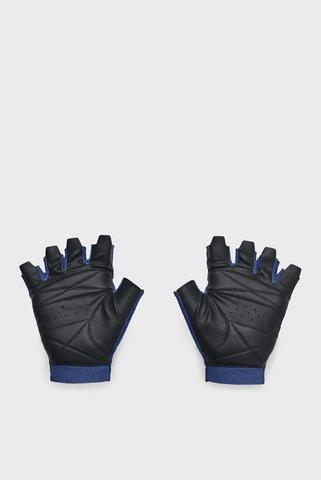 Мужские синие перчатки UA Men's Training Glove Under Armour