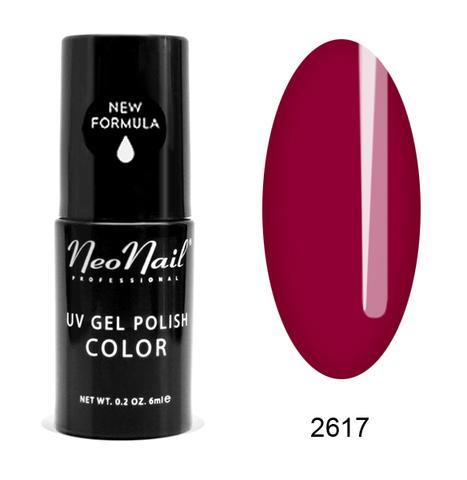 NeoNail Гель-лак 7.2 мл Wine Red №2617-7
