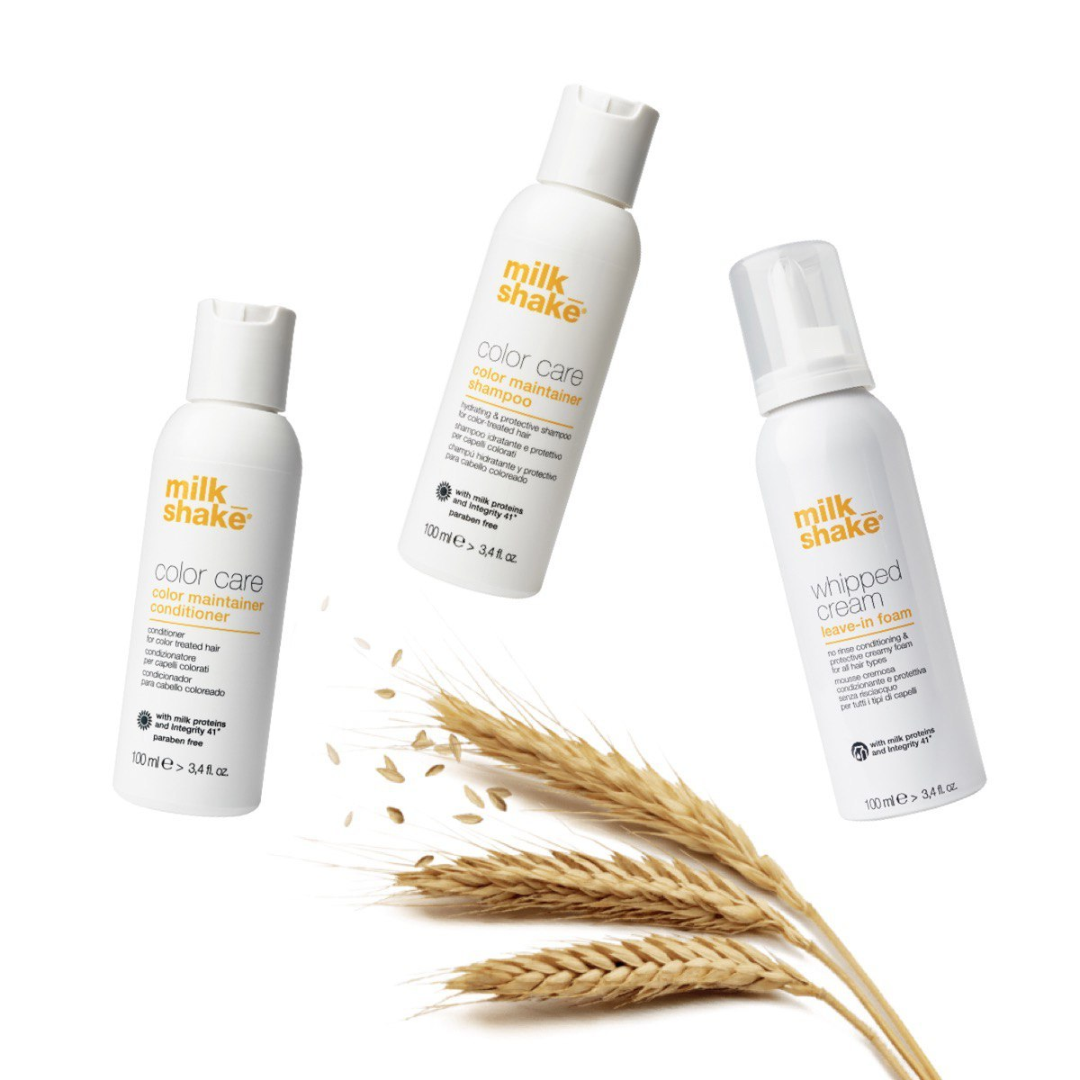 Тревел-набор для защиты цвета волос milk_shake Сolor Care #1