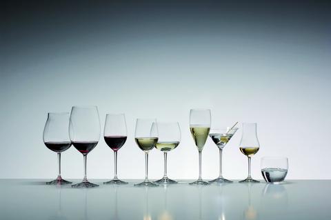 Набор из 2-х бокалов для крепких напитков Aquavit 250 мл, артикул 6416/10. Серия Vinum XL
