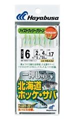 Снасть на корюшку Hayabusa HS432
