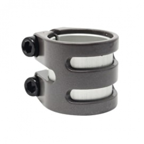 Зажим District Double Light Clamp - Titanium Grey