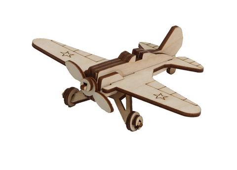 Военный Самолёт И-16