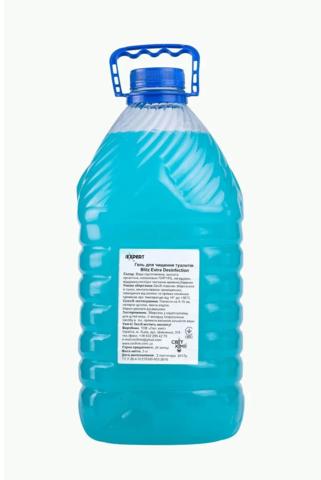 Гель для чистки унитаза BLITZ Extra Disinfection 5 л