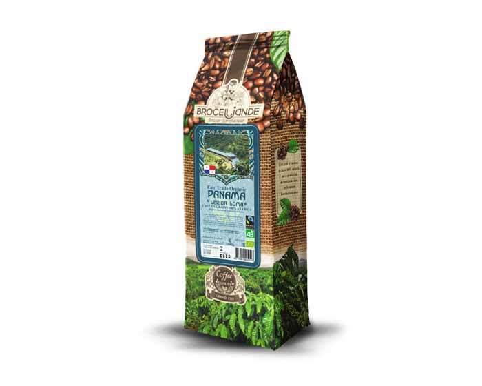 Кофе в зернах Broceliande Panama