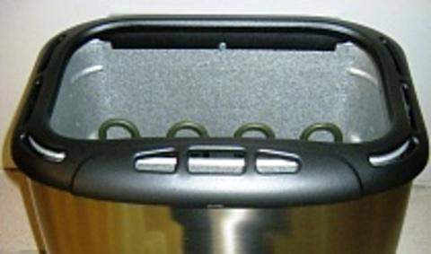 Ободок Harvia ZSM-40 для печи Moderna