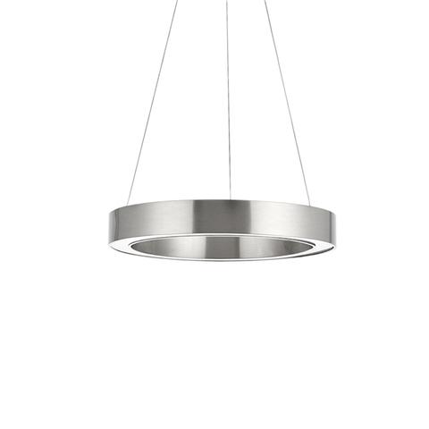 Подвесной светильник копия Light Ring by HENGE D50 (никель)