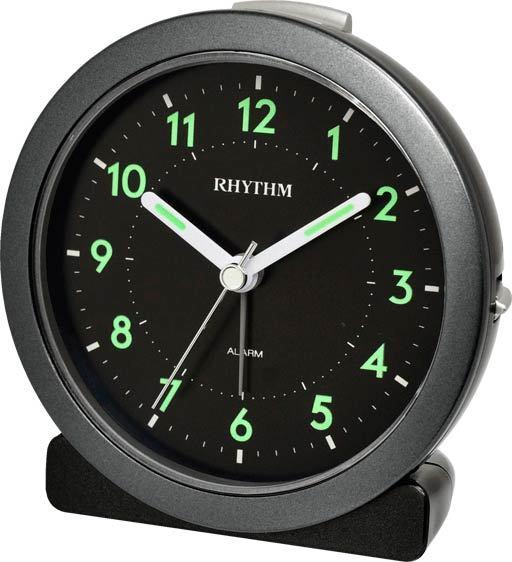 Настольные часы-будильник Rhythm CRE301NR08