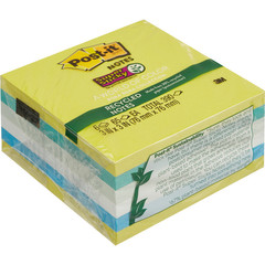 Стикеры Post-it 76x76 мм неоновые 5 цветов (6 блоков по 65 листов)