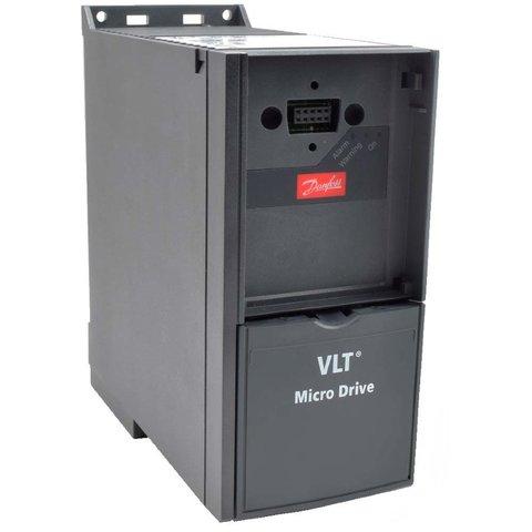 Danfoss 132F0030 Частотный преобразователь VLT Micro Drive FC 51 7.5 кВт (380В, 3 ф.)