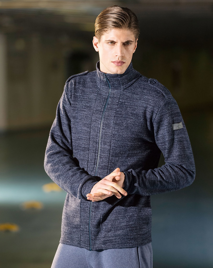 Мужской костюм на молнии Forniture Militari