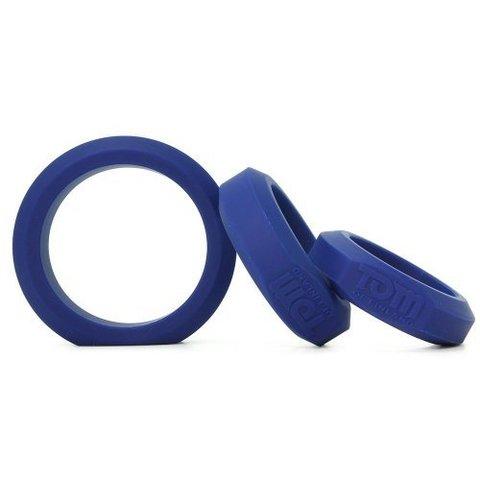 Эрекционные кольца из силикона Tom of Finland
