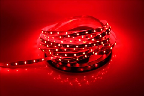 светодиодная led лента 3528 метров 5 провода