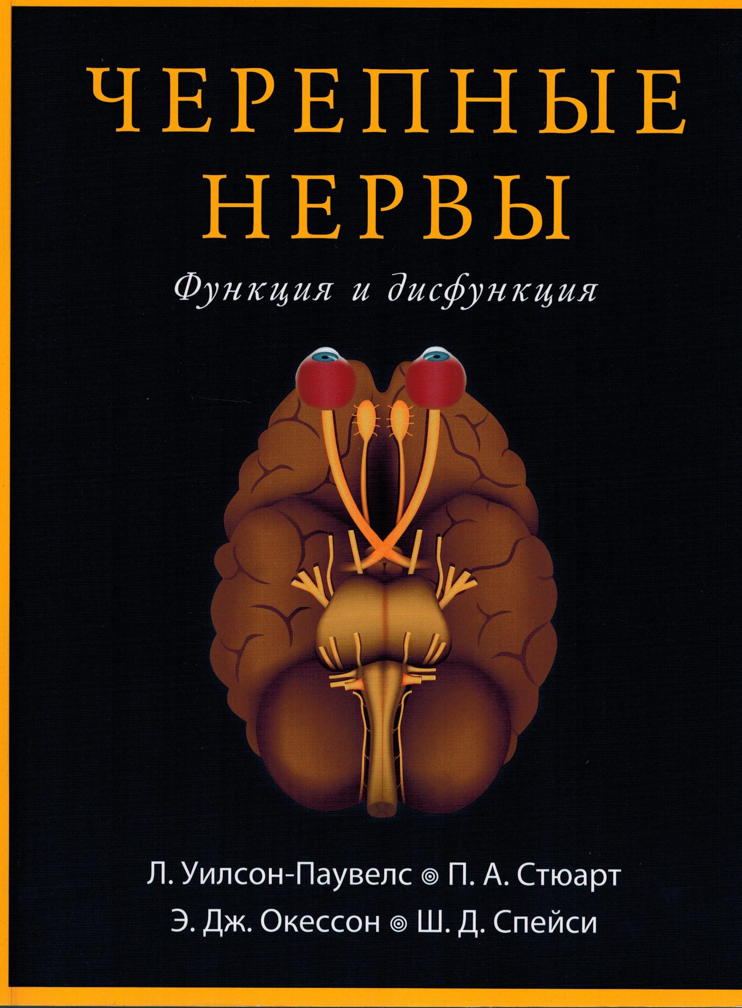 Травматология и Ортопедия Черепные нервы. Функция и дисфункция nerv.jpg