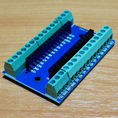 Терминальный адаптер NANO v1.0