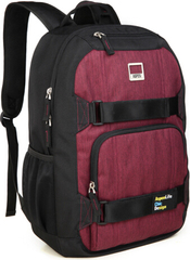 Рюкзак ASPEN SPORT AS-B58 Фиолетовый