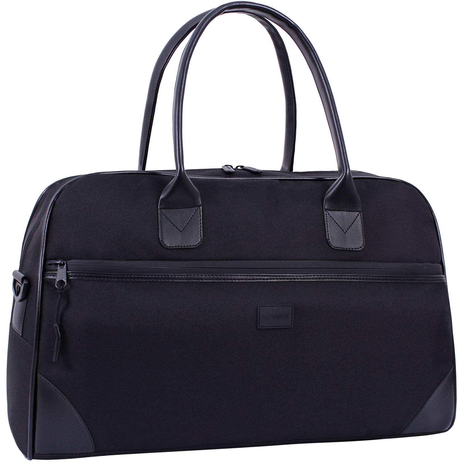 Дорожные сумки Сумка Bagland Infantino 36 л. Чёрный (0033066) IMG_9272.JPG