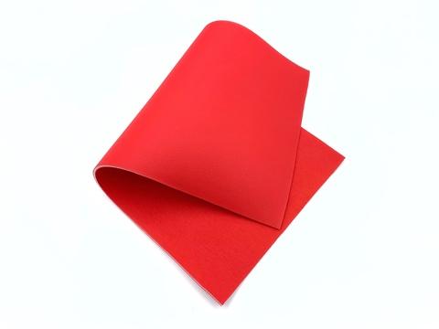 Бельевой поролон красный 3 мм