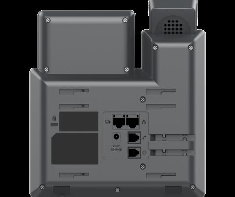 Grandstream GRP2601P - IP телефон (PoE, блок питания не входит в комплект). 2 SIP аккаунта, 2 линии, есть подсветка экрана