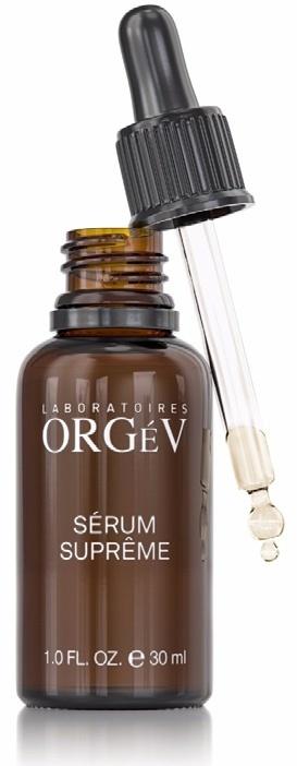 Сыворотка для восстановления текстуры кожи ORGéV SERUM SUPREME 30 мл