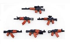 Оружие для минифигурок набор 01