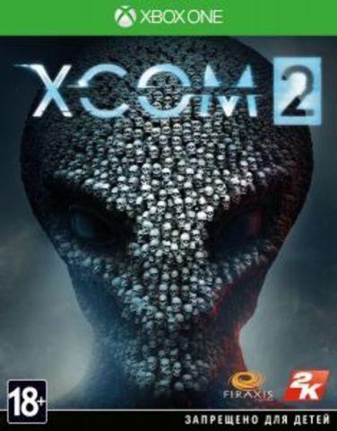 XCOM 2 (Xbox One/Series X, русские субтитры)