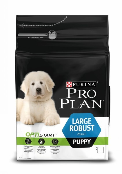 Pro Plan 12кг puppy Opti Start Large Breed Robust Курица с рисом