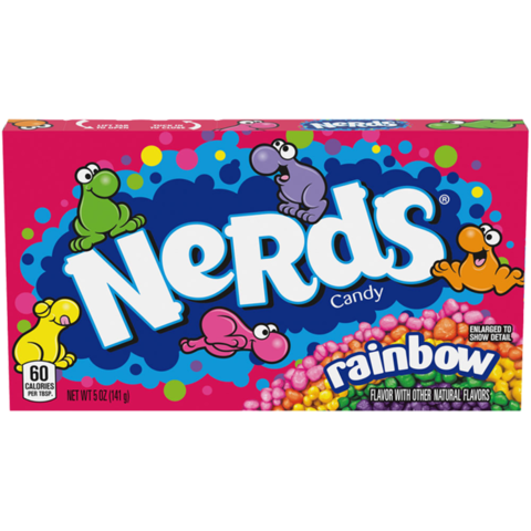 Nerds Rainbow 141,7 гр