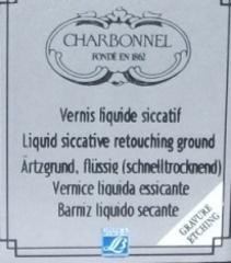 Грунт для ретуши 75 мл Жидкий Высушивающий Lefranc&Bourgeois