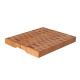 Доска торцевая разделочная, ясень белый 40 х 30 х 4 см, артикул TD00803, производитель - Origins Wood
